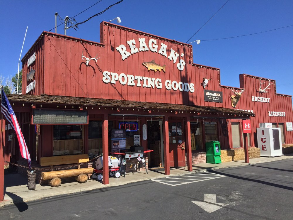 Reagan's Sporting Goods: 963 N Main St, Bishop, CA