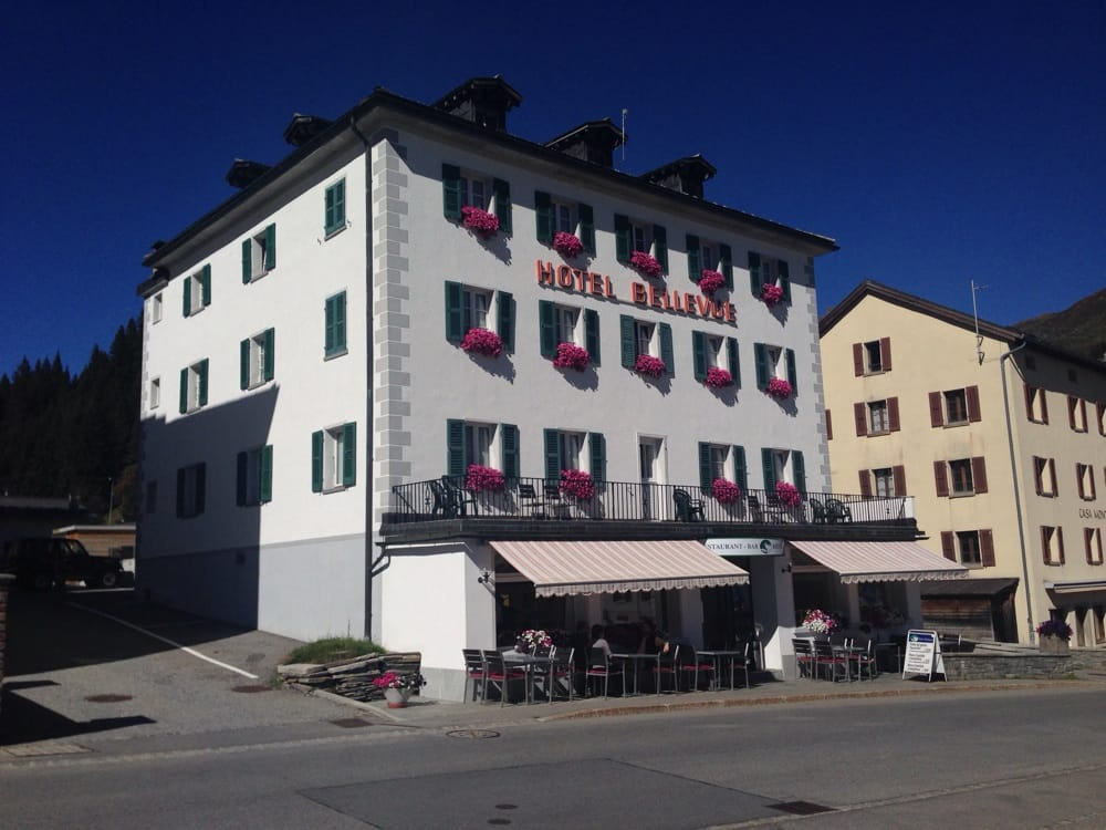 Hotel Bellevue San Bernardino