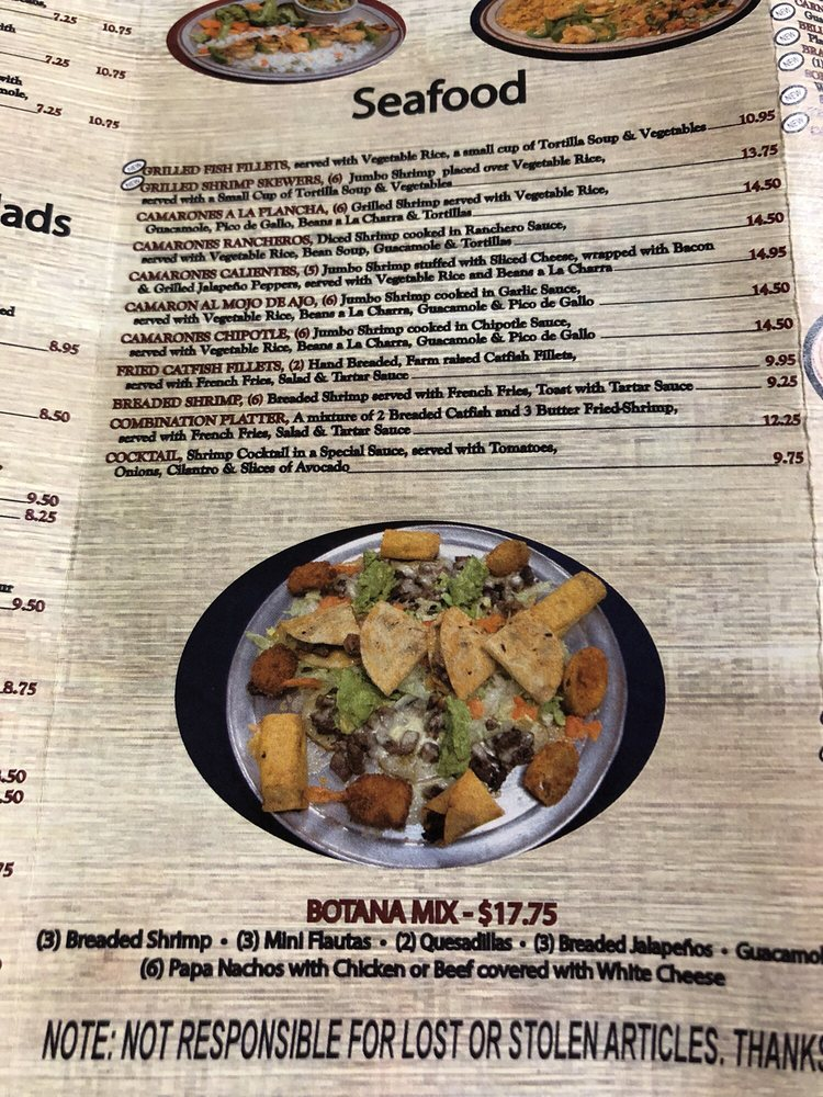 Cielito Lindo Restaurant II: 412 E Main St, Bellville, TX