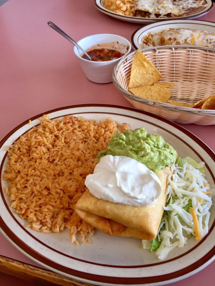 La Fiesta Mexican Restaurant: 396 1st St SE, Bandon, OR