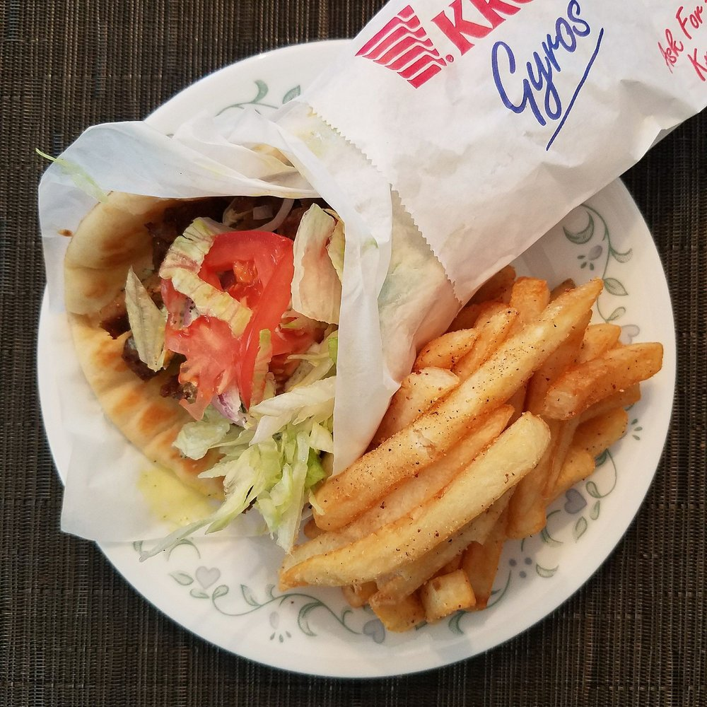 Sultan Gyro and Shawarma Grill: 17505 Aurora Ave N, Shoreline, WA