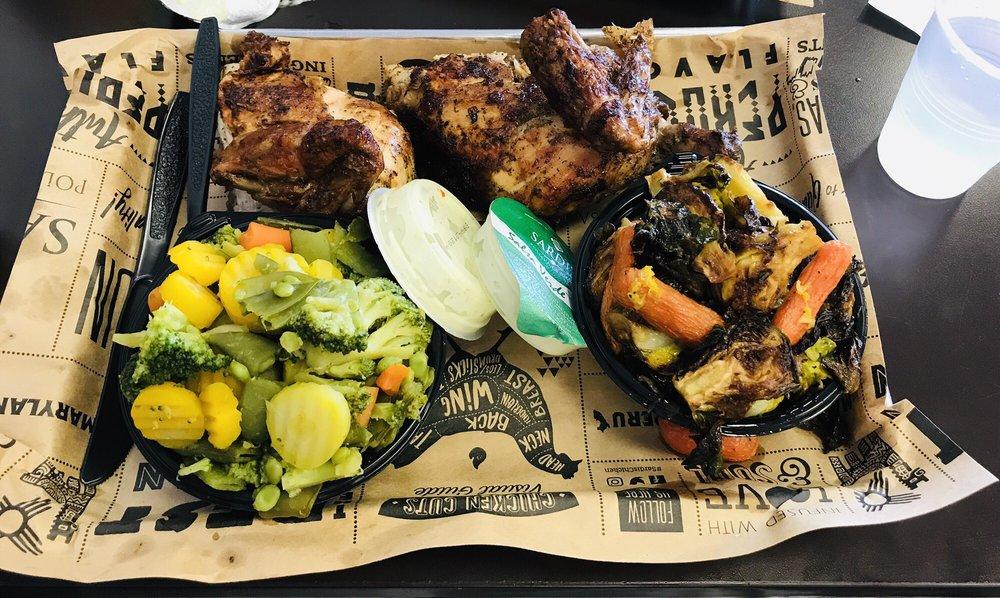Sardi's Pollo A La Brasa: 3443 Branch Ave, Marlow Heights, MD