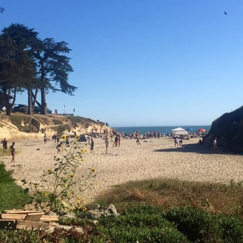 Photo Of Sunny Cove Beach Santa Cruz Ca United States Entrance Coming