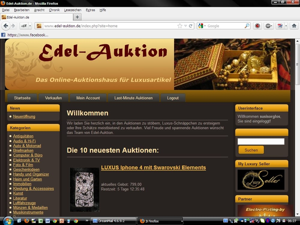 Auktionshaus online dating