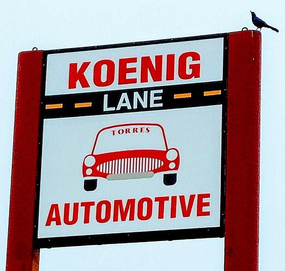 Koenig Lane Automotive: 301 W Koenig Ln, Austin, TX