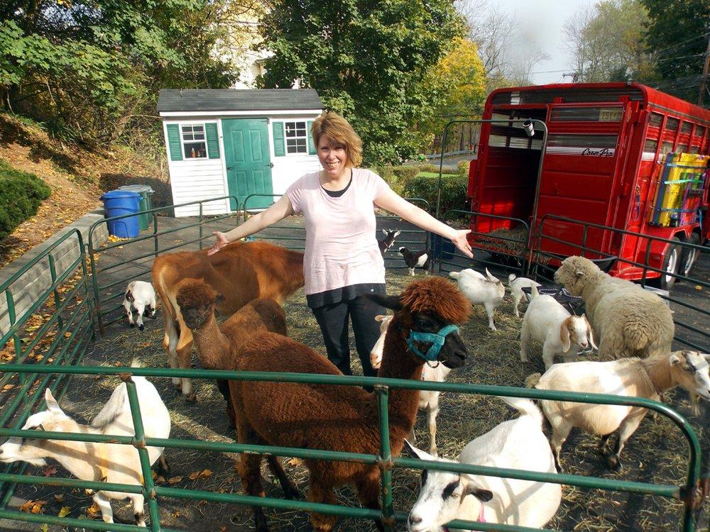Jack's Petting & Pony Farm: 130 Boonton Ave, Kinnelon, NJ