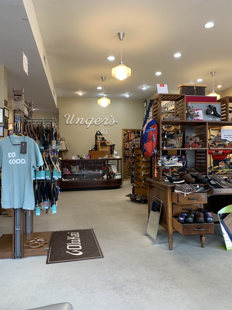 Unger's Shoe Store: 304 S 3rd St, Ironton, OH