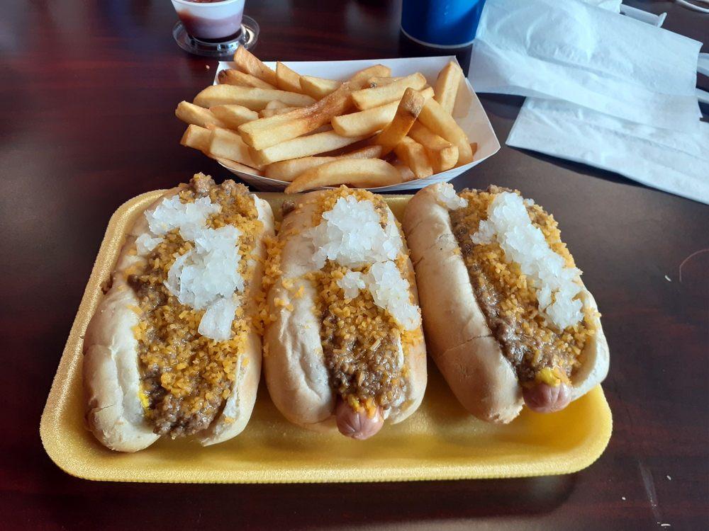 Coney Island Hot Weiners: 1248 Fm 78, Schertz, TX