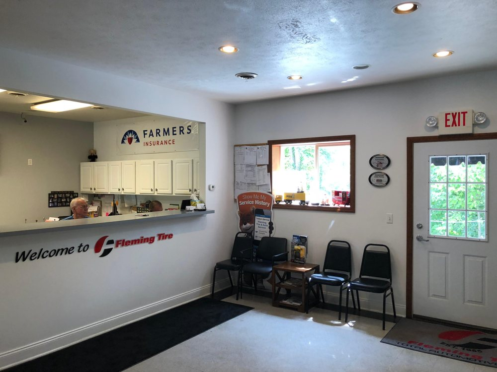 Fleming Tire & Auto Service: 649 Route 228, Mars, PA