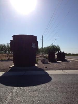 CMC Steel Arizona - Metal Fabricators - 11444 E Germann Rd, Mesa, AZ