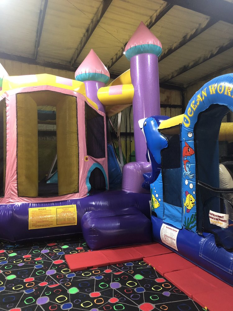 Party Playgrounds Indoor Fun: 505 Ga Hwy 49 N, Byron, GA