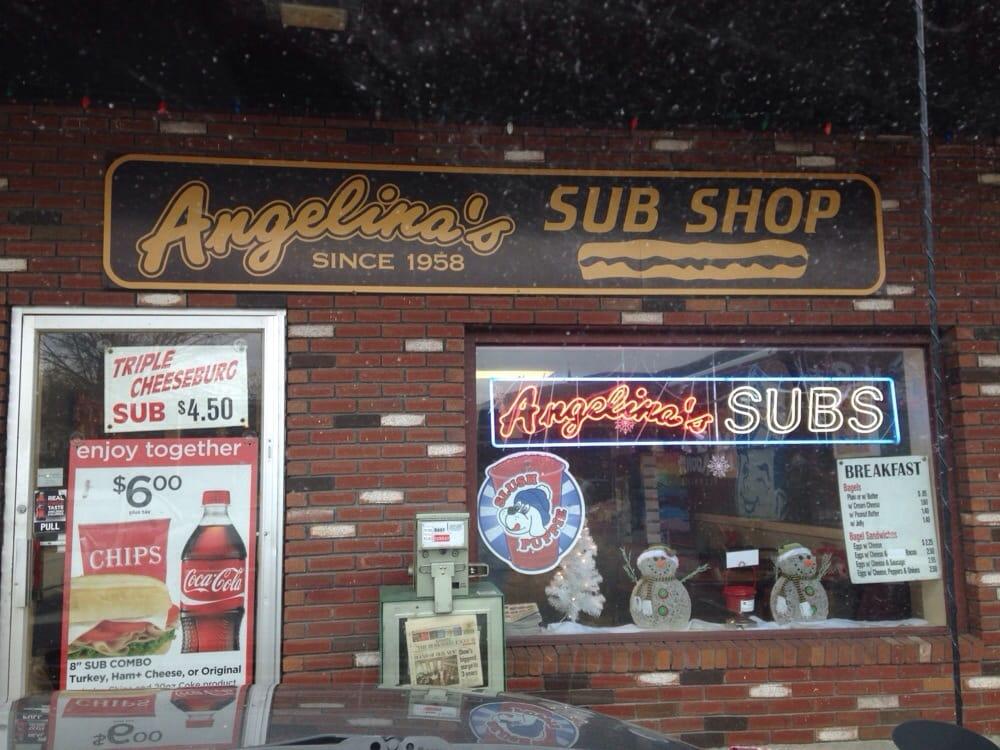 Angelina's Submarine Shop