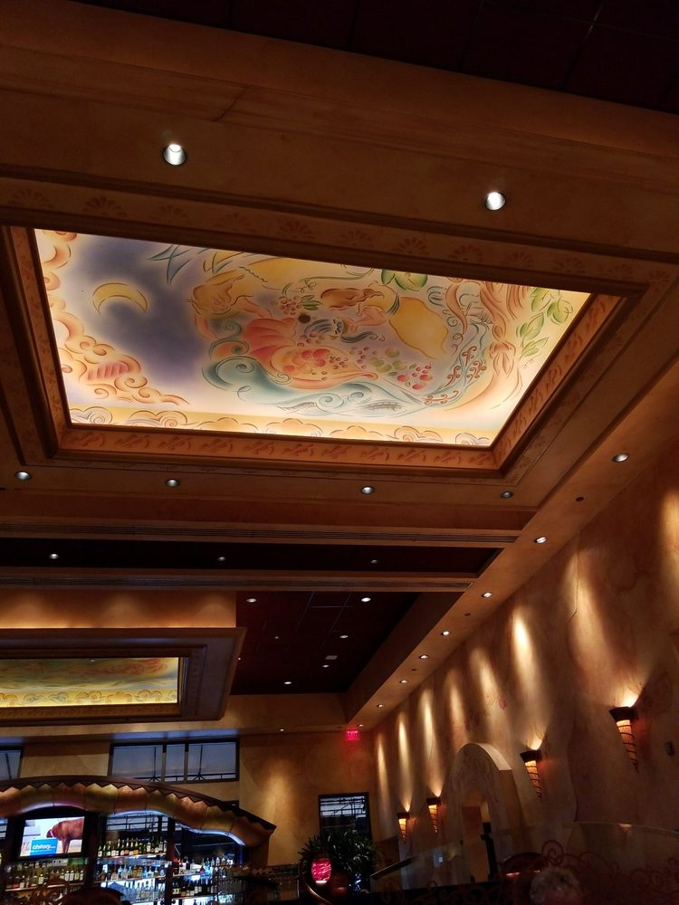 Scenery In Cheesecake Factory Yelp