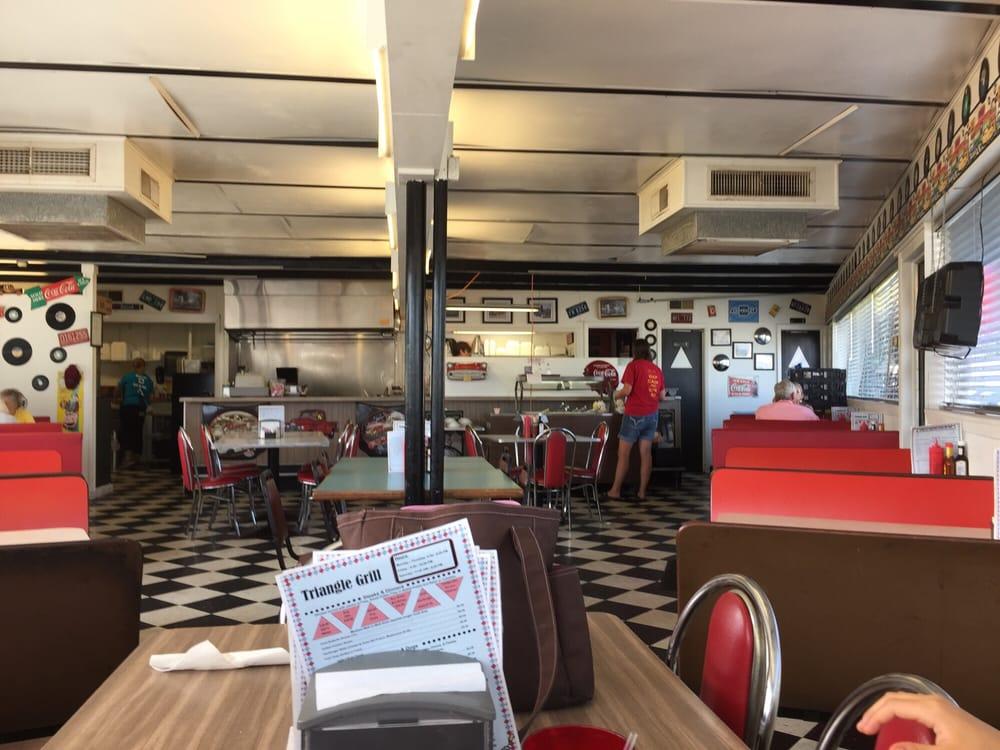 Triangle Restaurant: 335 Lee St, Johnston, SC