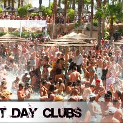 Voted Best Pool Party Day Club Lounge in Vegas - Party