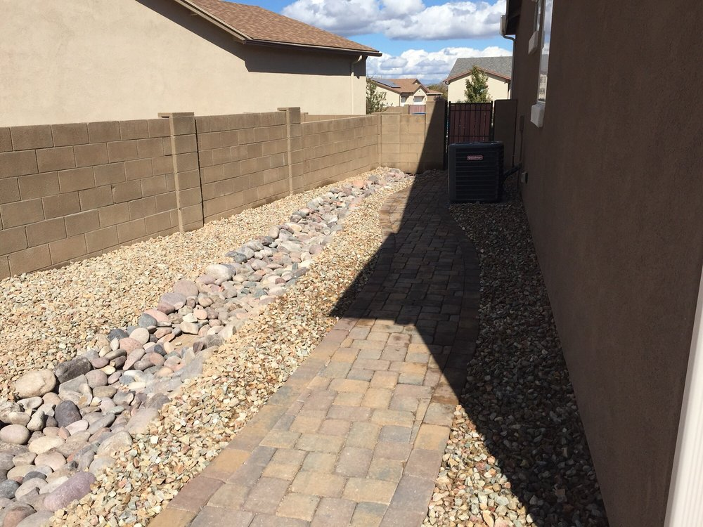 R.E. and Sons Landscaping: 8649 Laredo Dr, Prescott Valley, AZ