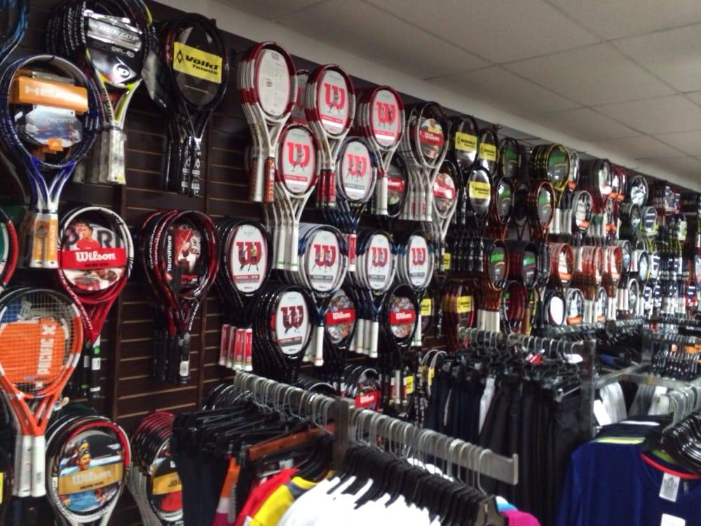 Go Pro Tennis: 11362 San Jose Blvd, Jacksonville, FL