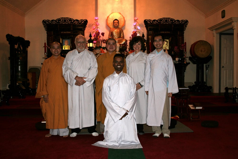 Quang Nghiem Buddhist Temple: 2294 E Fremont St, Stockton, CA