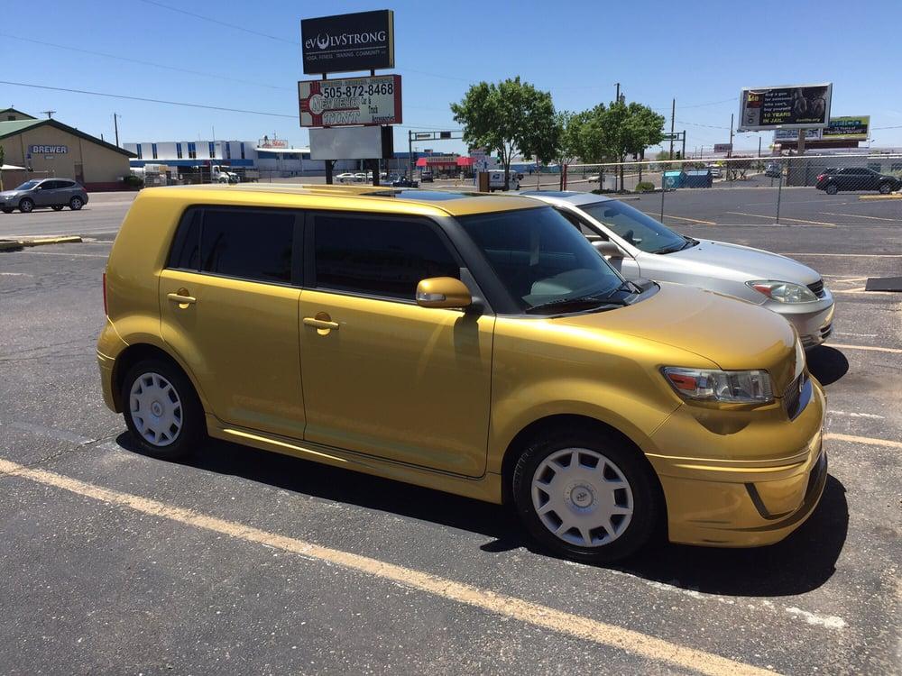 New Mexico Tint: 3219 Candelaria Rd NE, Albuquerque, NM
