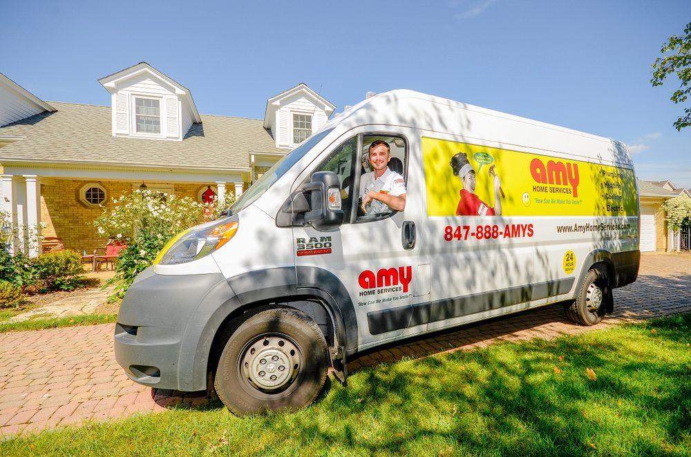 Amy Home Services Carpentersville Il