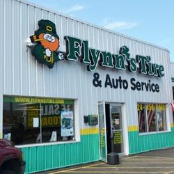 Flynn S Tire Auto Service Auto Repair 810 W Main St Grove