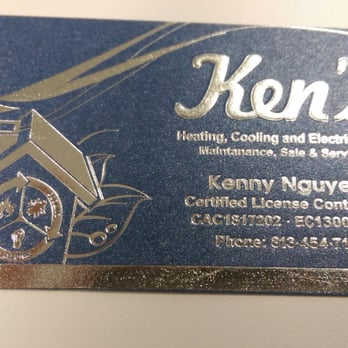 Kens heating cooling and electric 14 reviews air duct cleaning photo of kens heating cooling and electric tampa fl united states reheart