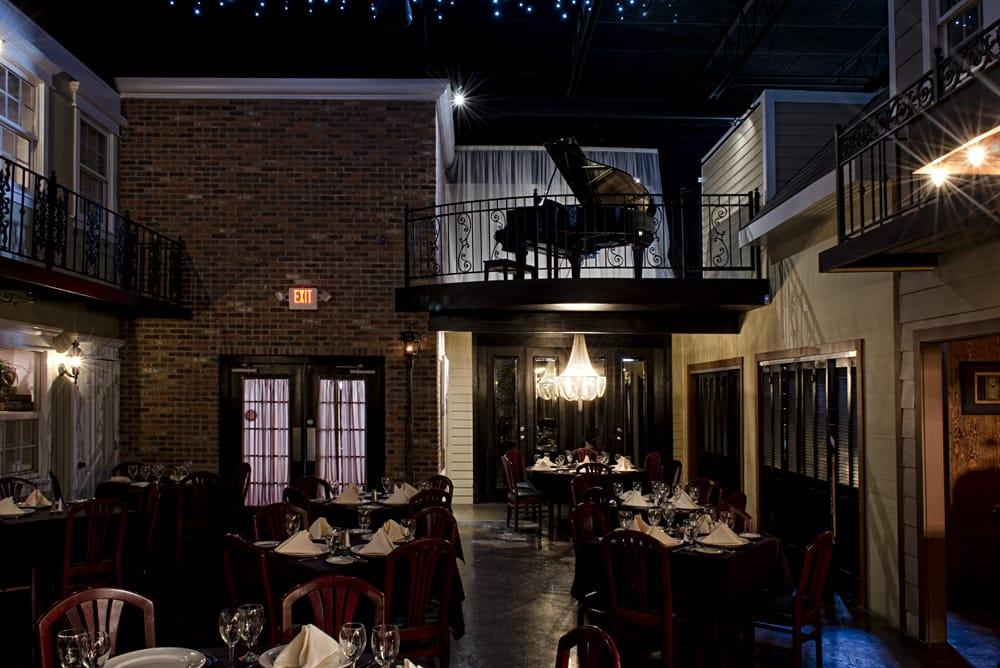 Photo Of Connected Restaurant Peoria Il United States Interior