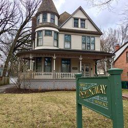 Photo Of Ernest Hemingway Birth Home