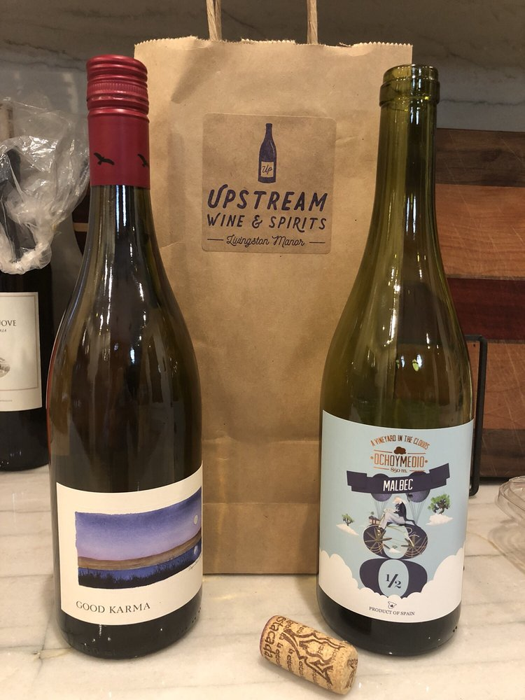 Upstream Wine and Spirits: 34 Main St, Livingston Manor, NY