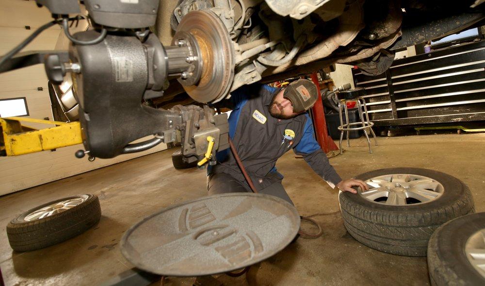 Simard Automotive: 5200 Aeronca Ave, Fairbanks, AK