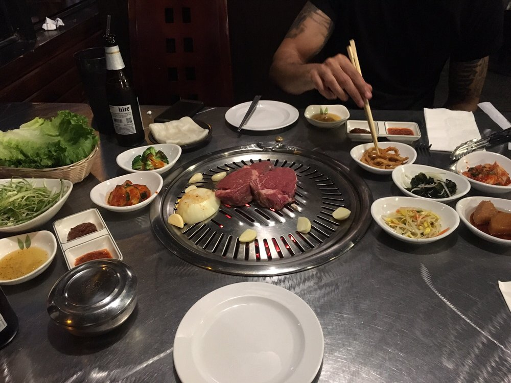 Tofu Village Korean BBQ: 770 Sandy Plains Rd, Marietta, GA