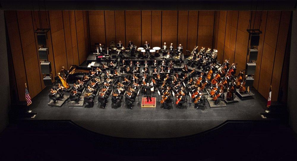 Des Moines Symphony: 221 Locust St, Des Moines, IA
