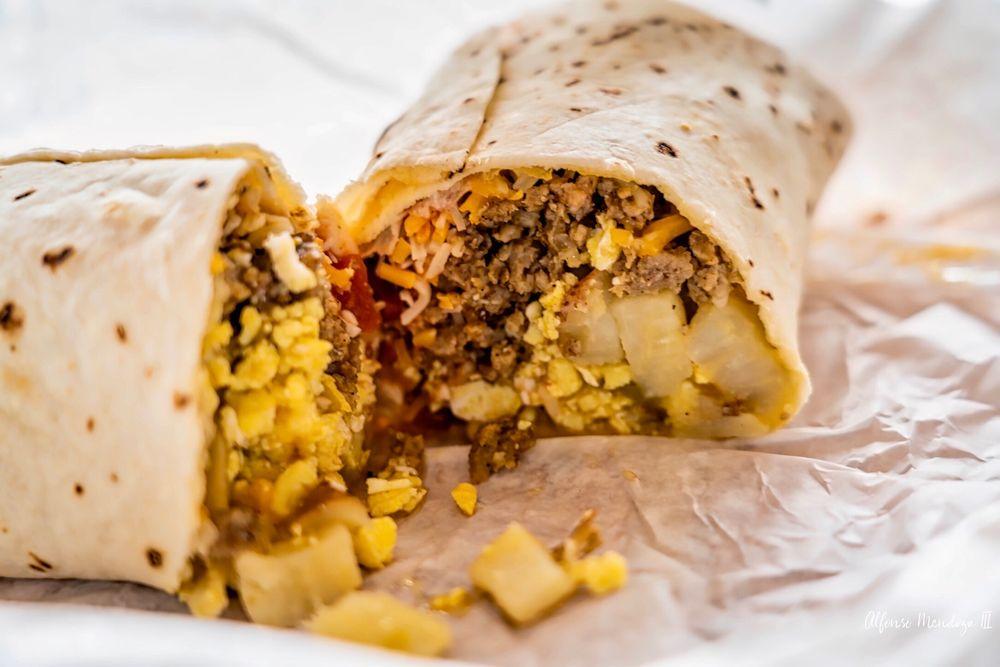 Pop's Burritos: 148 S Main St, Blanding, UT