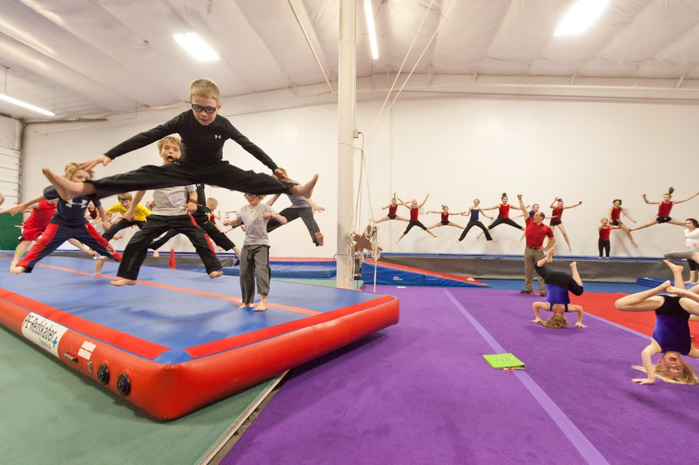Roots Gymnastics & Dance: 216 Commerce St, Missoula, MT