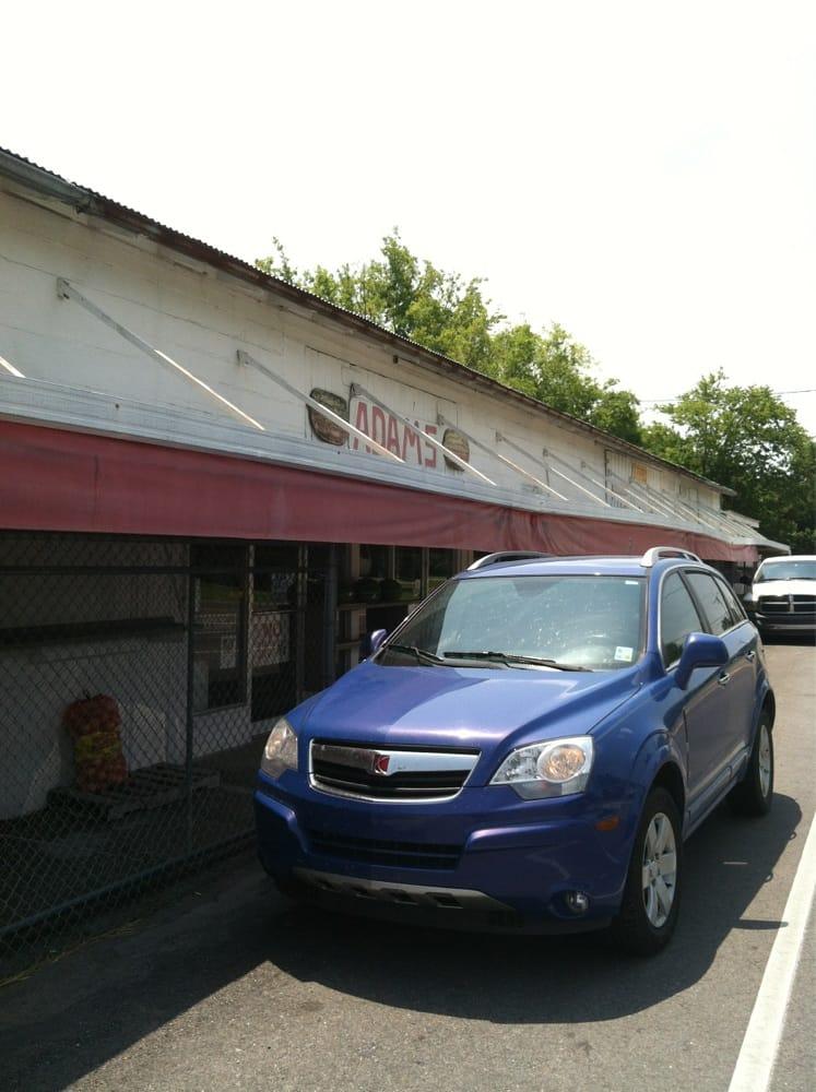 Adams Fruit Market & Barbecue: 5013 Hwy 1, Lockport, LA