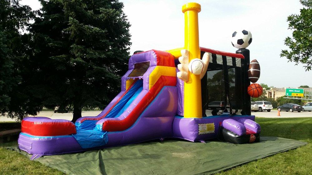 Bounce Ninja Inflatables
