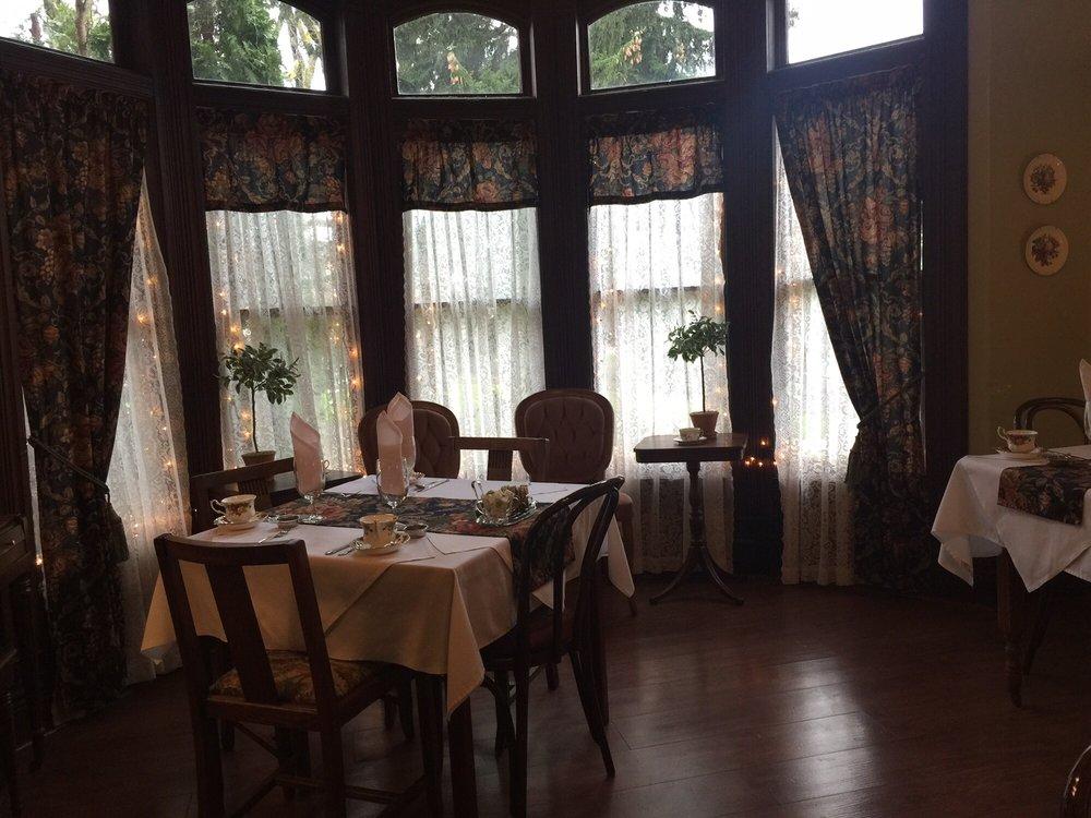 Tea Room Sumner Wa