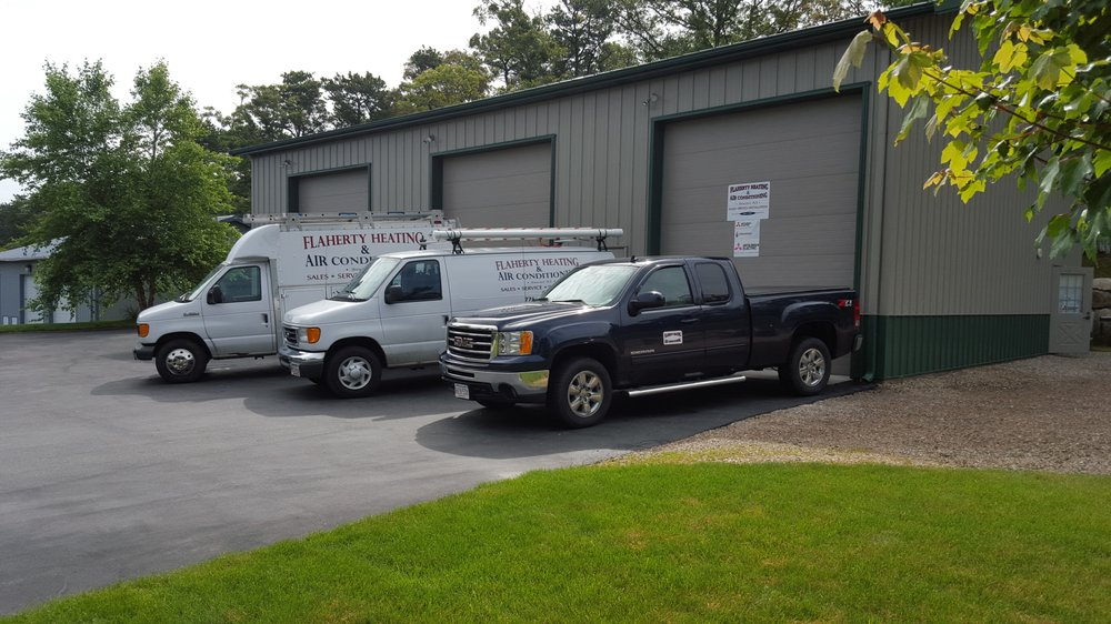 Flaherty Heating and Air Conditioning: 10 Independence Way, Brewster, MA