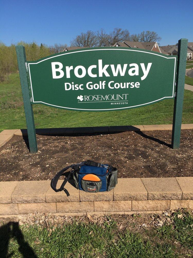 Brockway Disc Golf Course