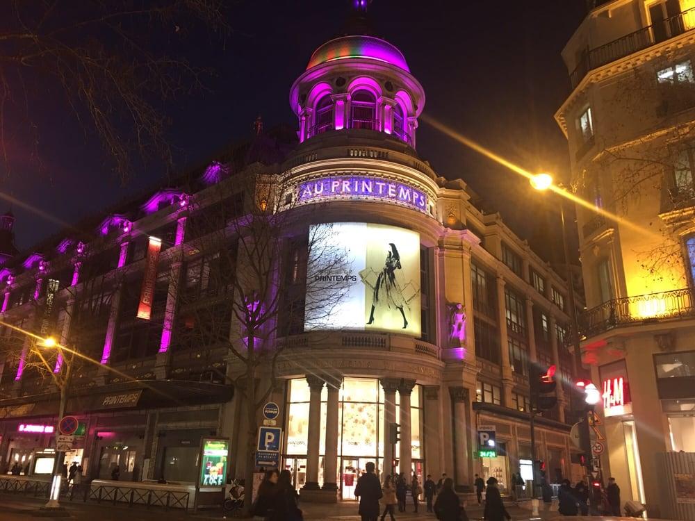 Printemps 171 photos 144 avis grand magasin 64 boulevard haussmann saint lazare grands - Numero de telephone printemps haussmann ...