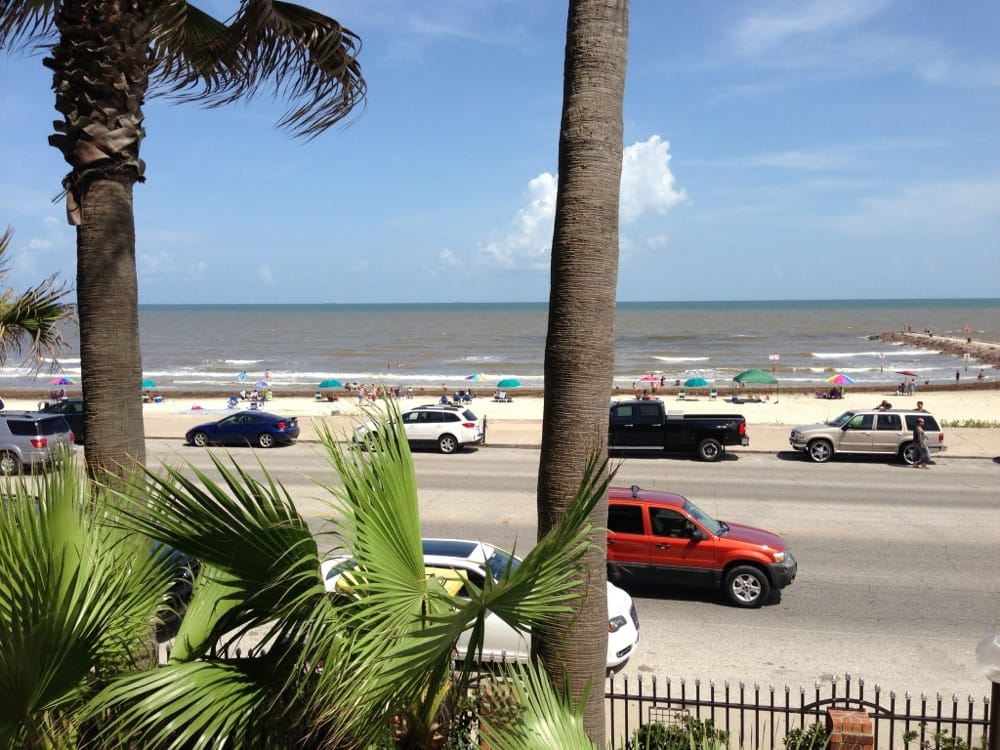 DoubleTree Hotel in Galveston on the Beach