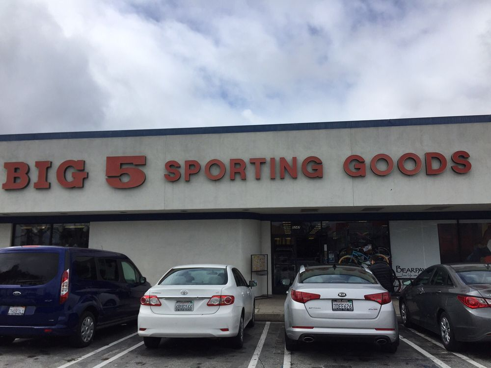 Big 5 Sporting Goods is one of the leading retailers of name brand sporting goods and accessories in the United States. Based in El Segundo, Calif., the firm operates about locations, spread throughout 12 western states, across the nation.5/10(39).