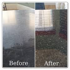 We Do Granite Polishing Here Is A Before And After Photo