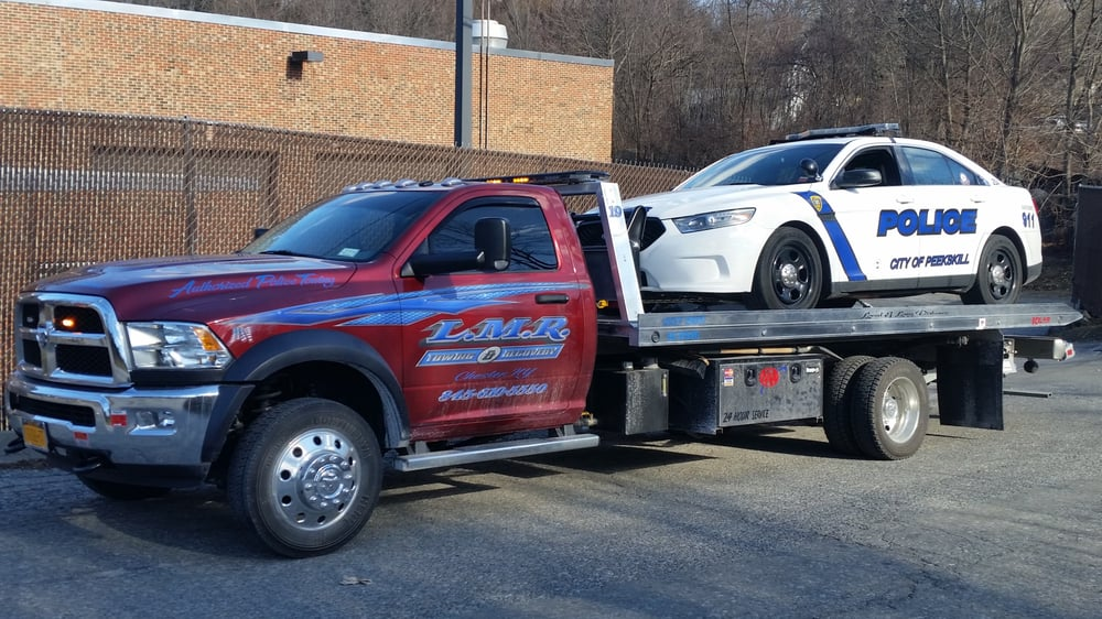 LMR Towing & Recovery: 47 Lehigh Ave, Chester, NY