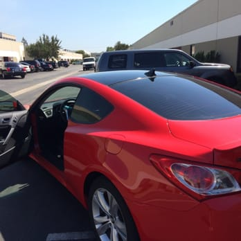 Photo Of Rolotech Car Wraps   Anaheim, CA, United States. Pretty Roof :