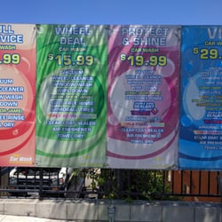Sweetwater Car Wash Prices