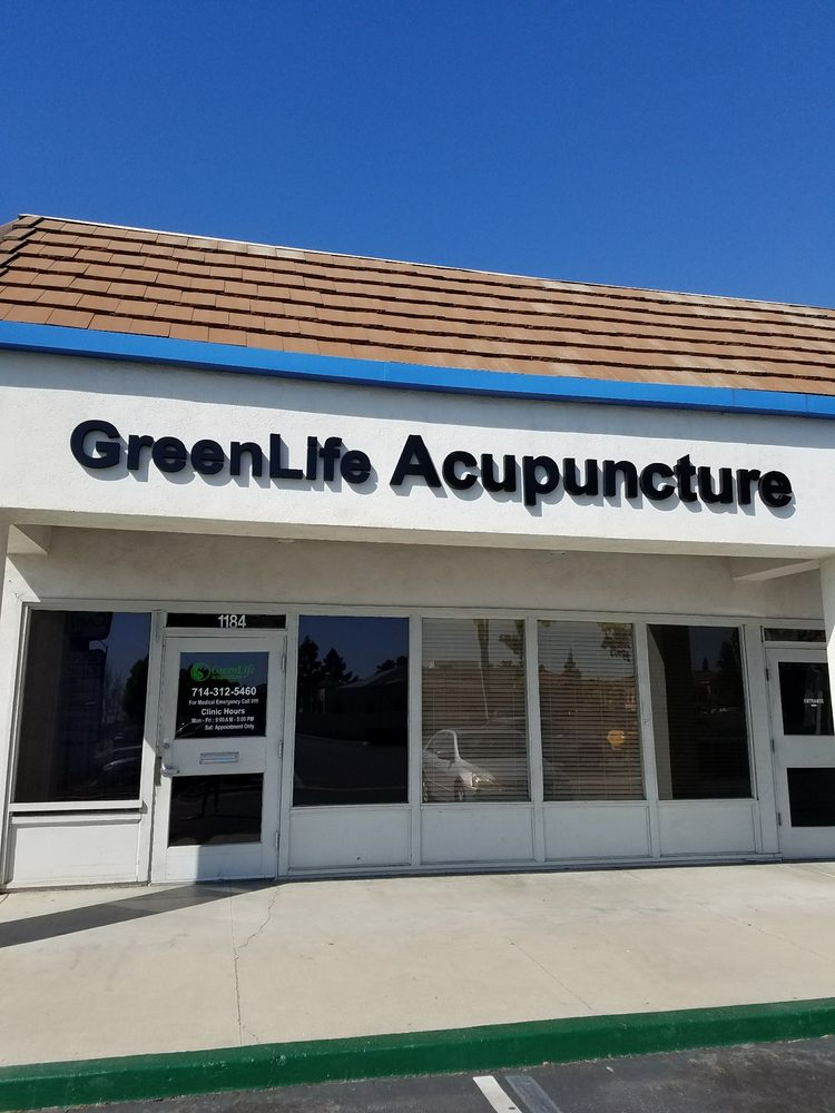 Greenlife Acupuncture: 520 N Brookhurst St, Anaheim, CA