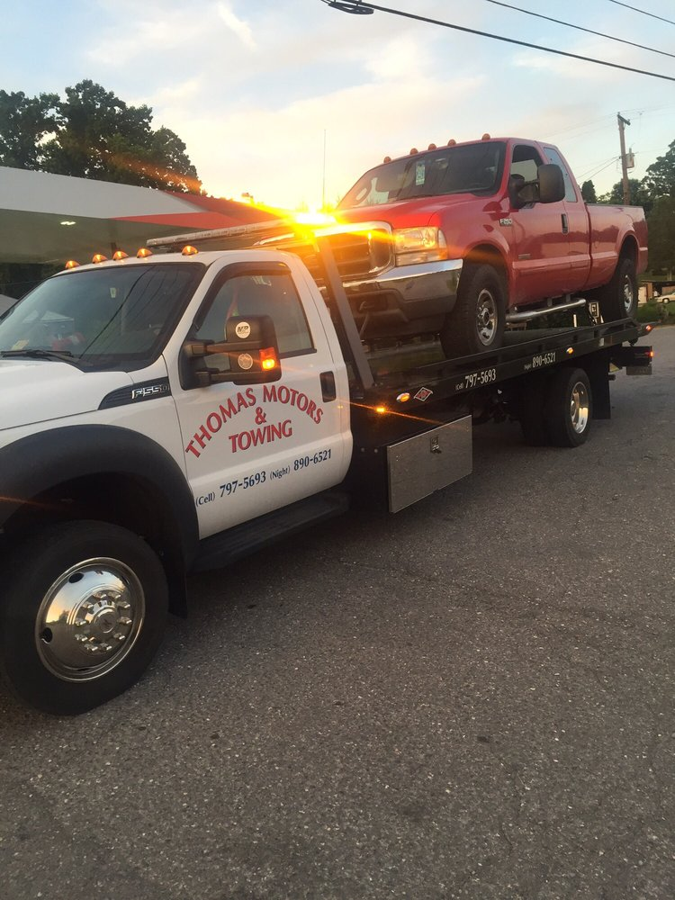 Thomas Towing & Recovery: 1040 Stayman Rd, Montvale, VA