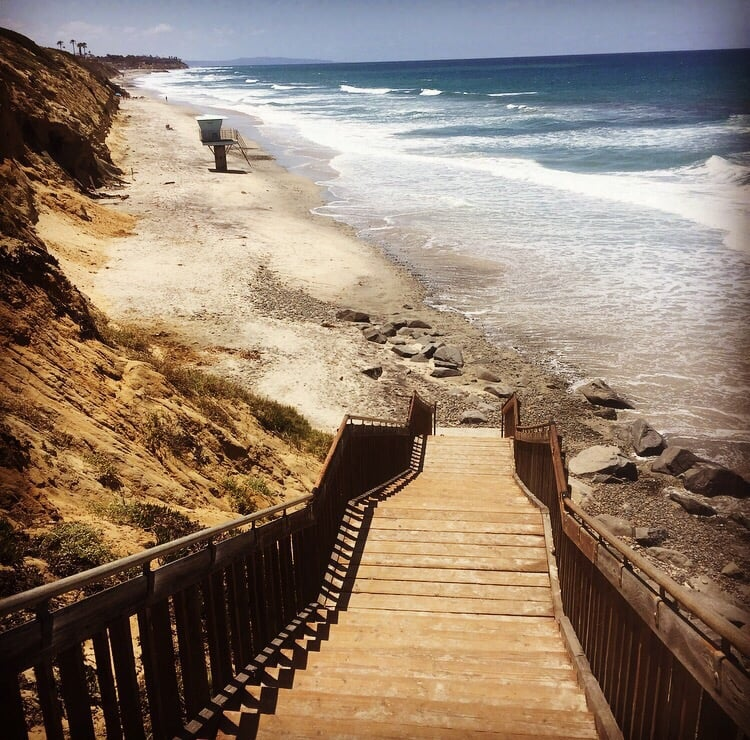 Photos For South Carlsbad State Beach Campgrounds Yelp