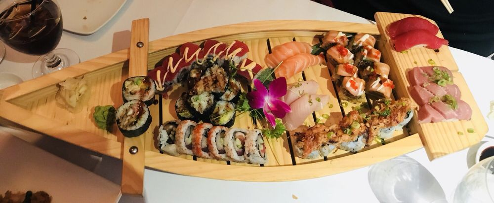 Kaizen Sushi Bar & Grill: 479 Main St, Fiskdale, MA